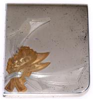 Elgin American Cigarette Case - Front
