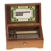Thorens Music Box - Open