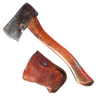 Boy Scout Hatchet - Handle and Sleeve