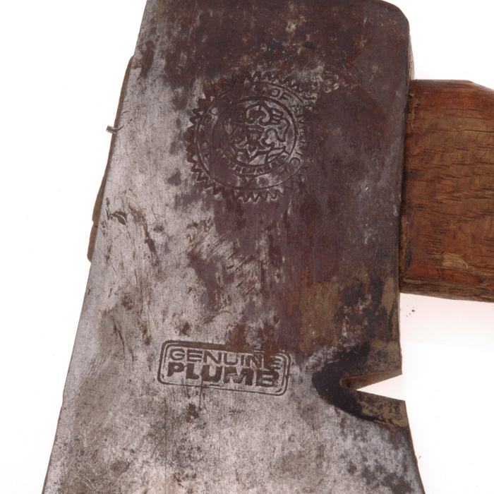 Plumb Hatchet Handle