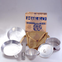 Boy Scout Cook Kit - Full Collection