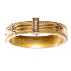 1920s Gold Bracelet - Top