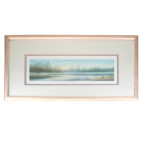 "Alaniz ""Spring Sunset II"" Lithograph - Full"