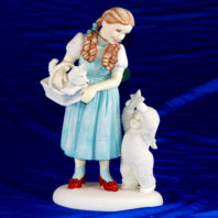09-3025 Snowbabies - With Dorothy - Front