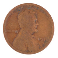 1911 Wheat Penny Obverse