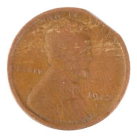 1912 S Wheat Penny Obverse