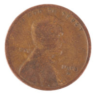 1913 D Wheat Penny Obverse