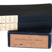 Bibliophilist's Library - The Deptameron of Marguerite d' Angouleme Japanese Vellum Set 2